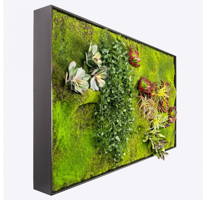 Green Wall Botanicals - Gold Leaf Design - Trovati