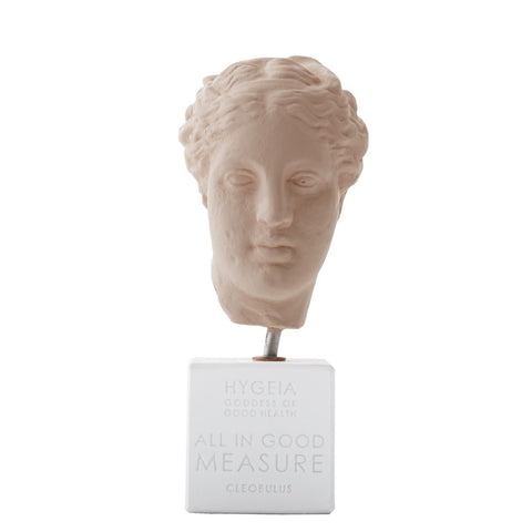 SOPHIA Hygeia Ceramic Table Statue