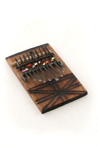 Swahili Fair Trade Tanzanian Thumb Piano