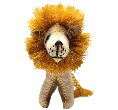 Eleven Design Studio Wool Glittering Lion Twoolies