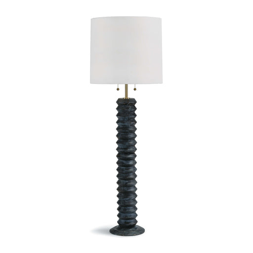 Accordion Floor Lamp (Black) | Regina Andrew | Trovati Studio