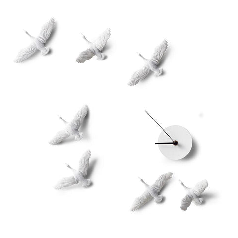 Haoshi Migrant Bird x Clock- C Formation