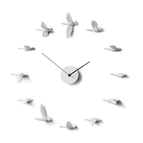 Haoshi Migrant Bird x Clock- O Formation