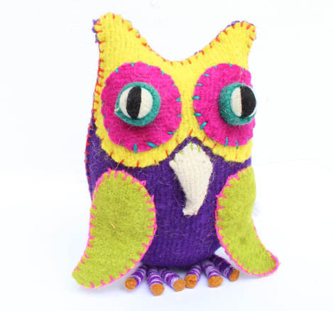 Eleven Design Studio Wool Owl Twoolies