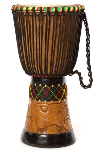 Swahili Extra Large Senegalese Djembe Drum