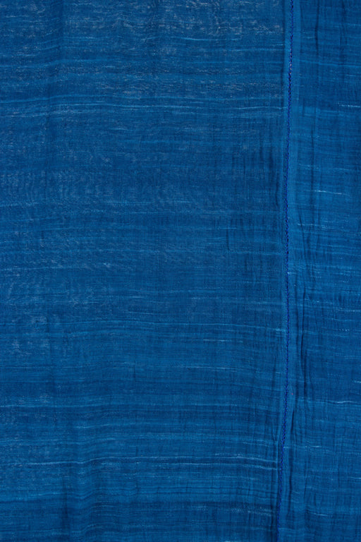 Ethiopian Cotton Gabi Tablecloth or Throw | African | Blue