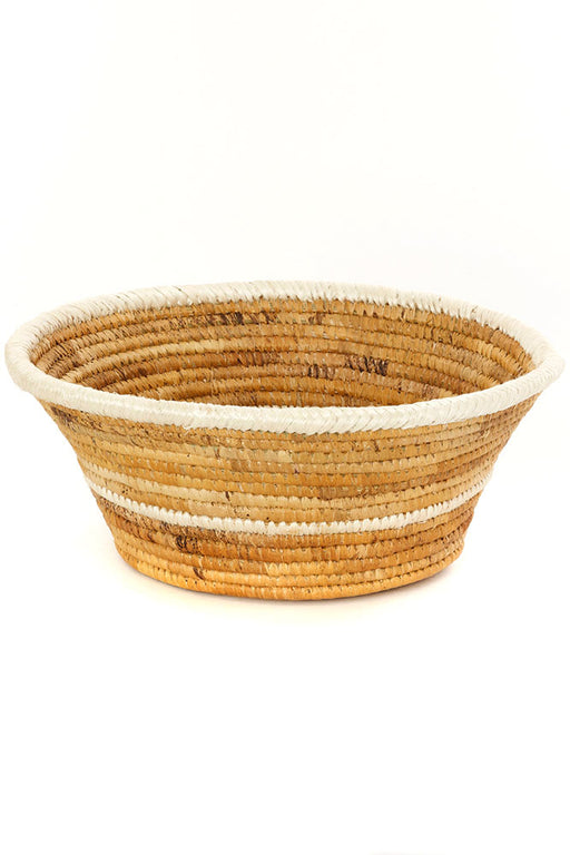 Rwanda Table Baskets | Swahili African Modern | Trovati Studio