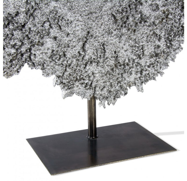 "Gold Leaf Design Group Coral 27"" H Sculpture - Trovati"