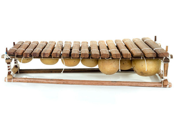 Swahili Fair Trade 16-18 Note Senegalese Balaphon Xylophone - Trovati