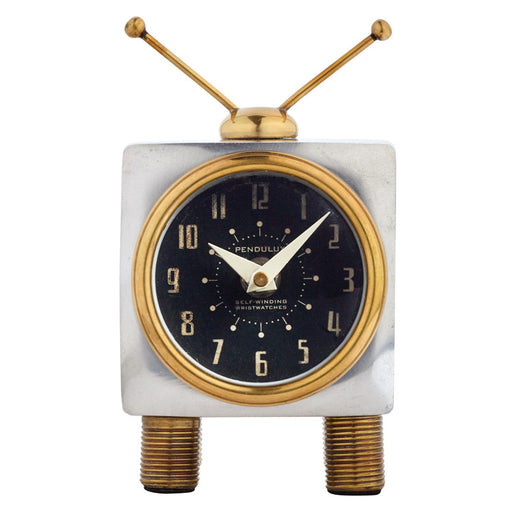 Pendulux Vintage Reproduction Teevee Table Clock - Trovati