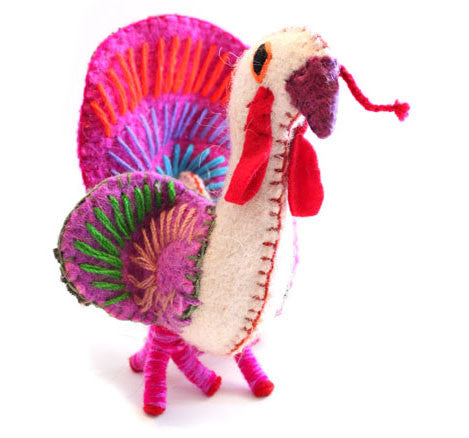 Eleven Design Studio Wool Turkey Twoolies