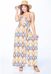 Sunny Days Maxi Dress