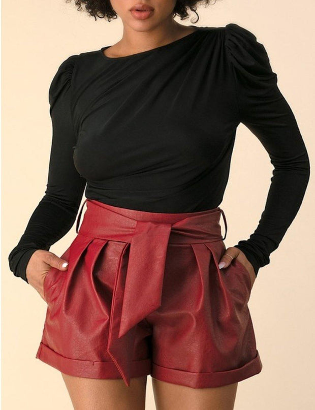 Bobbie Belted Shorts - Standout Style Boutique