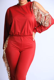 Angelica Jumpsuit - Standout Style Boutique