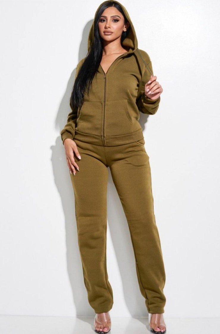 Comfy Curves Jogger Set - Standout Style Boutique