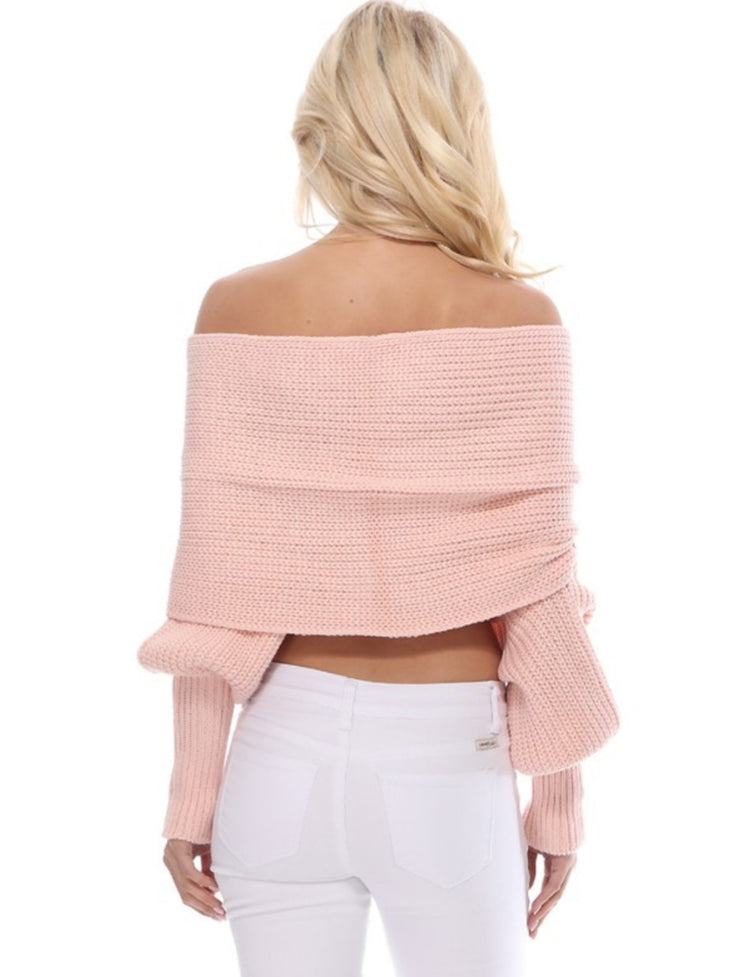 Samantha Wrap Sweater