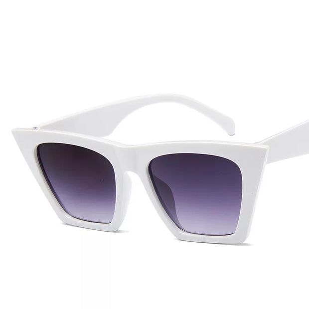 Edgy Glam Sunglasses