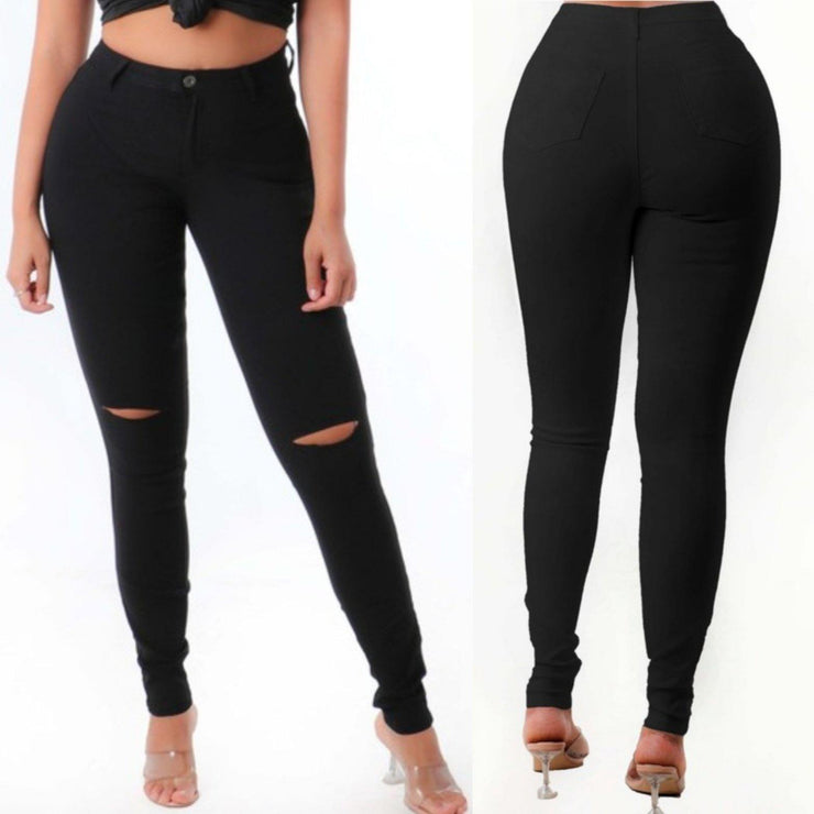 Onyx Skinny Jeans - Standout Style Boutique