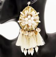 Statement Shell Earrings
