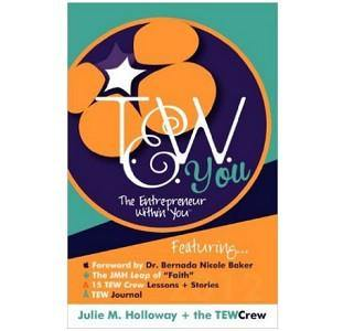 The Entrepreneur Within You - Volume 3 (TEW3 Paperback Book)