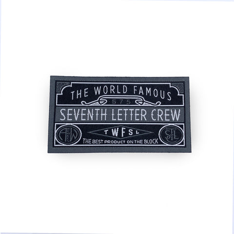 THE WORLD FAMOUS SEVENTH LETTER CREW
