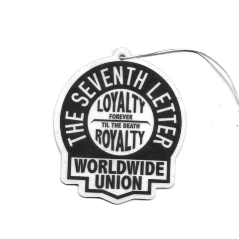 THE SEVENTH LETTER - WORLDWIDE UNION