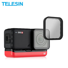 Load image into Gallery viewer,  4Pack ND8 ND16 ND32 Cpl Filter Set Lens Protector Cover Nd Cpl Filter Voor Insta360 Onr R 4K