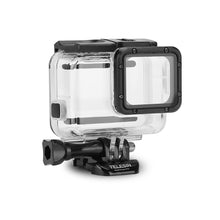 Load image into Gallery viewer,  45M Onderwater  Behuizing Shell, Tastbaar Screen Cover Filter Cap voor Gopro Hero 7 Zwart 6 5