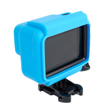 Load image into Gallery viewer,  Blue Silicone Soft Case Protector Rubber Cover Skin Wrap voor GoPro Hero 5 Hero 6 Hero
