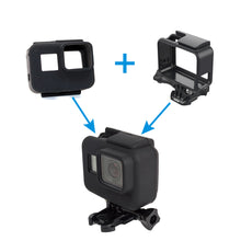 Load image into Gallery viewer,  Camera Case Zachte Siliconen Frame Case Beschermende Rubber Shell Behuizing Cover Skin Wrap voor GoPro Hero 5 6 7
