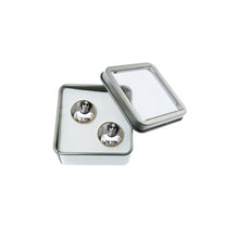 Load image into Gallery viewer, Altered Art Cufflinks - John Lennon NYC - UrbanroseNYC