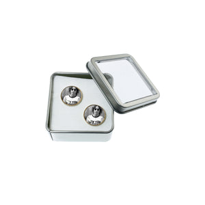 Altered Art Cufflinks - John Lennon NYC - UrbanroseNYC