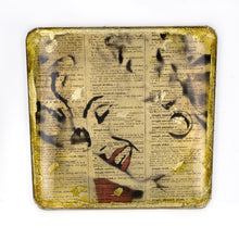 Load image into Gallery viewer, Gilded Coaster - Marilyn Monroe - UrbanroseNYC