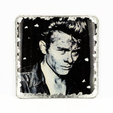 Load image into Gallery viewer, Gilded Coaster - Jimmy Dean - UrbanroseNYC