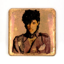 Load image into Gallery viewer, Gilded Coaster - Prince - UrbanroseNYC