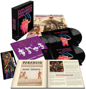 BLACK SABBATH - PARANOID - 50th Anniversary Box Set