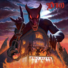 Load image into Gallery viewer, DIO - HOLY DIVER LIVE
