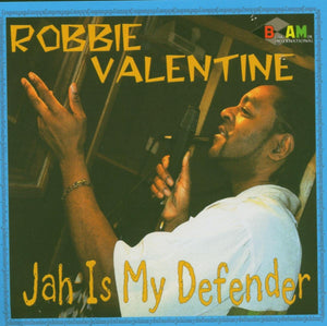 Robbie Valentine ‎– Jah Is My Defender