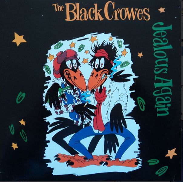 Black Crowes, The -	Jealous Again