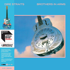 DIRE STRAITS  - BROTHERS IN ARMS (HALF SPEED MASTER)  19/03/21