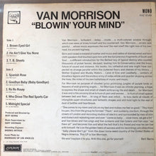 Load image into Gallery viewer, Van Morrison - Blowin' Your Mind!