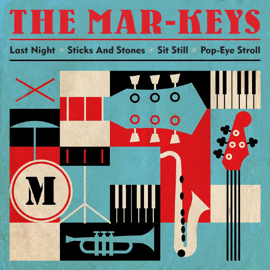 MAR-KEYS, The - LAST NIGHT EP