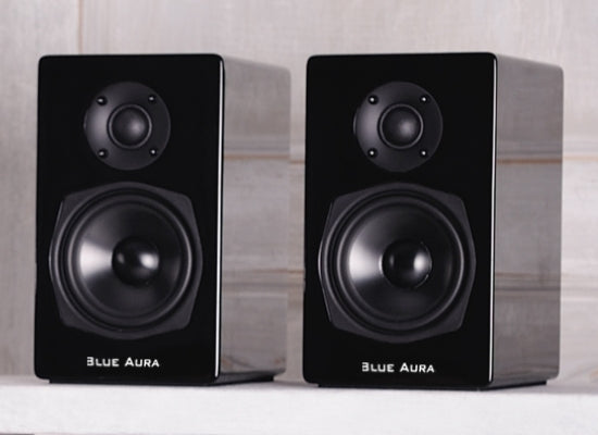 Loudspeakers - Blue Aura ps40