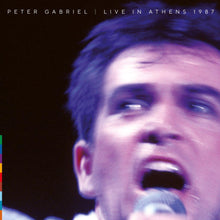Load image into Gallery viewer, PETER GABRIEL - LIVE In ATHENS 1987