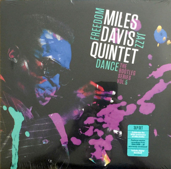 Miles Davis Quintet ‎– Freedom Jazz Dance (The Bootleg Series Vol.5)
