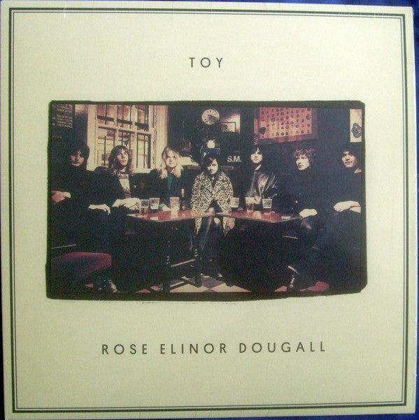 TOY / Rose Elinor Dougall ‎– The Half Remarkable Question / Ride, Ride