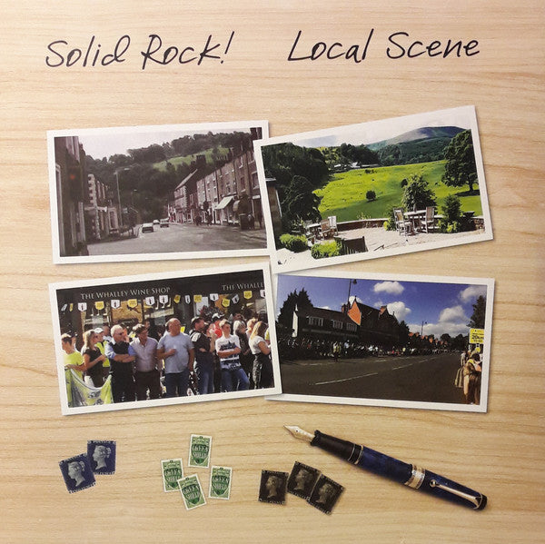 Solid Rock! - Local Scene (LP, Album)
