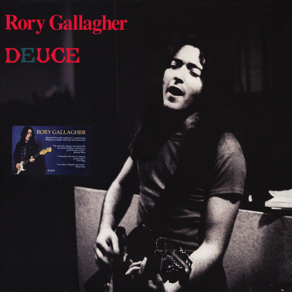 Rory Gallagher ‎– Deuce