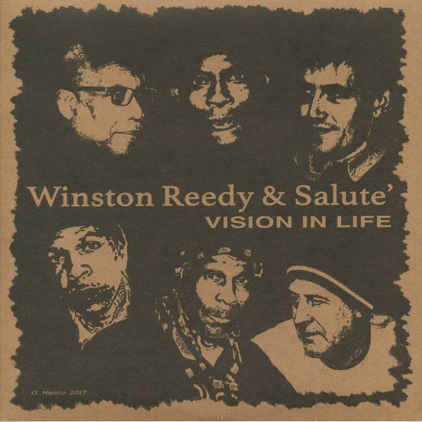 Winston Reedy & Salute'* ‎– Vision In Life