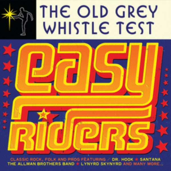Various ‎Artists – The Old Grey Whistle Test - Easy Riders